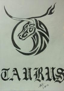 Taurus - Ryan's Art