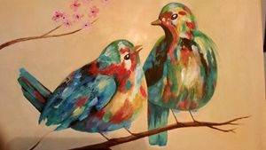 Birds of Paradise II