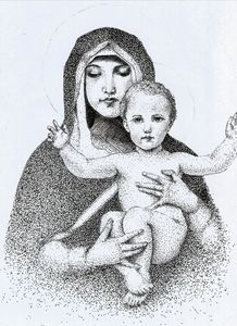 Madonna and the Child
