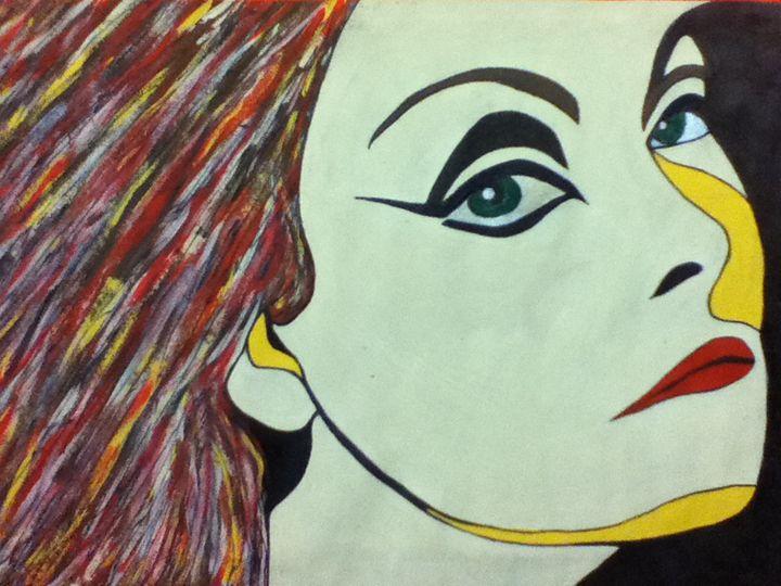 Face - Linda Orr