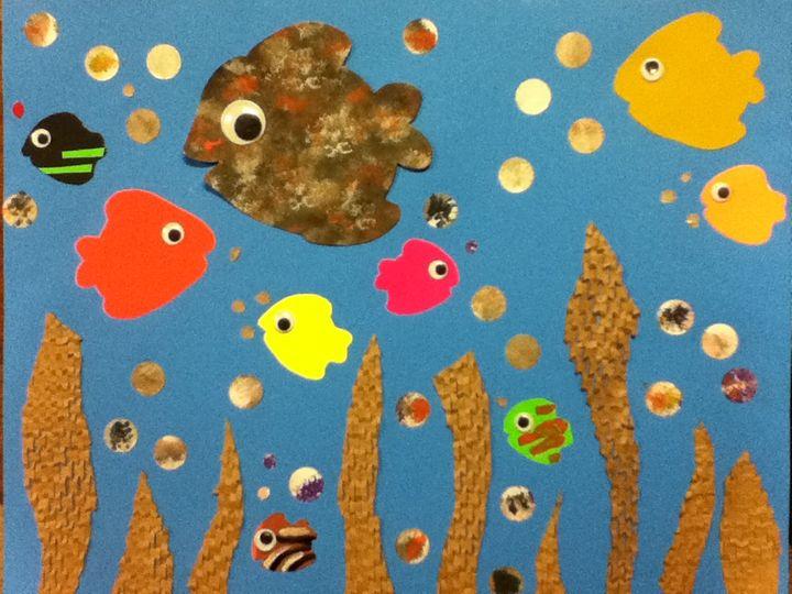 Fish - Linda Orr