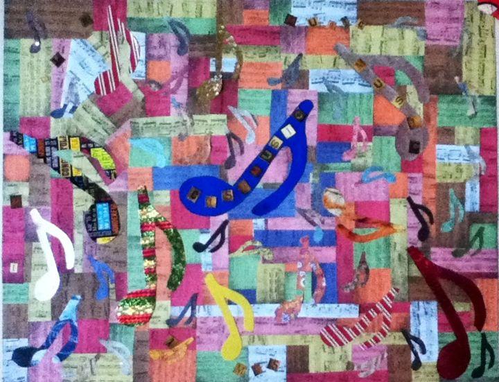 """Music"" - Linda Orr"