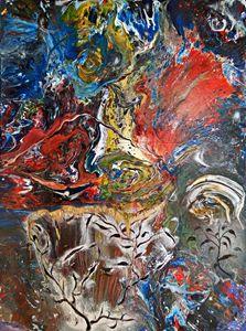 AUTUMN BOUQUET, by Alex Radchenko
