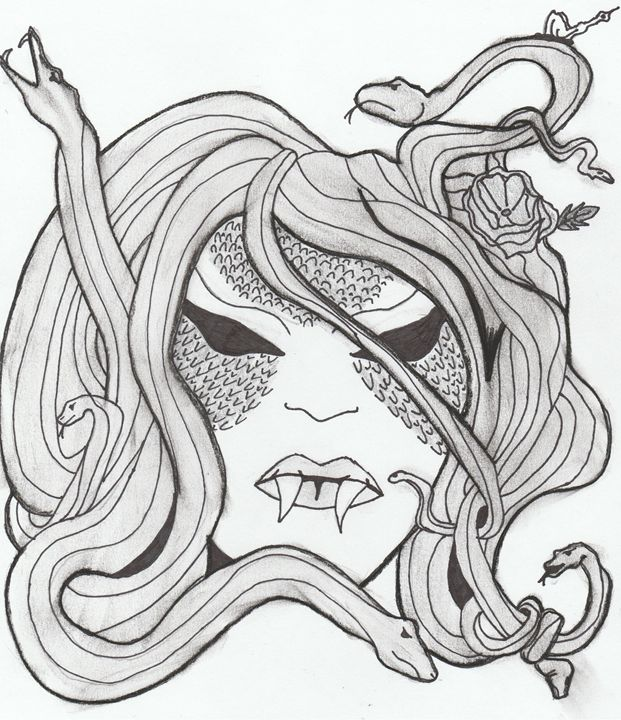 Medusa - Day Dream Designs