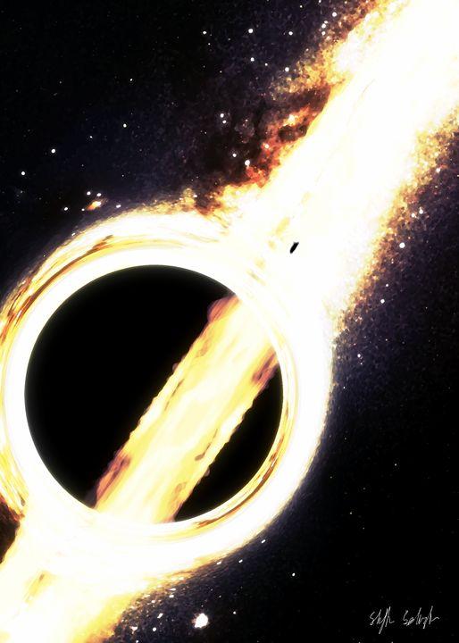 Black Hole - Steffan Soelvsten