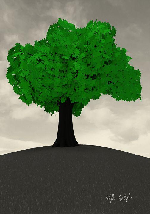 Tree - Steffan Soelvsten