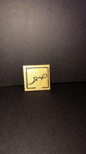 Arabic Calligraphy Magnet
