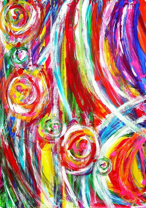 Sensual Pearls - Art Expression