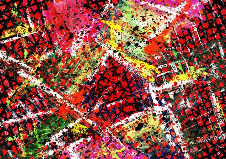 Mosaic Art - Art Expression