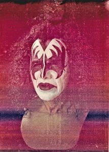 KISS - GENE SIMMONS - Limited  50/50