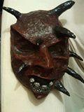 Red Demon Mask | Replica