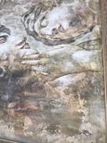 Original Textured Roman Painting
