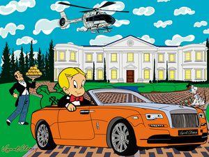 Richie rich house