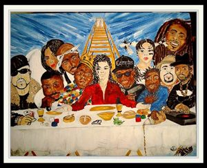 The last legends supper