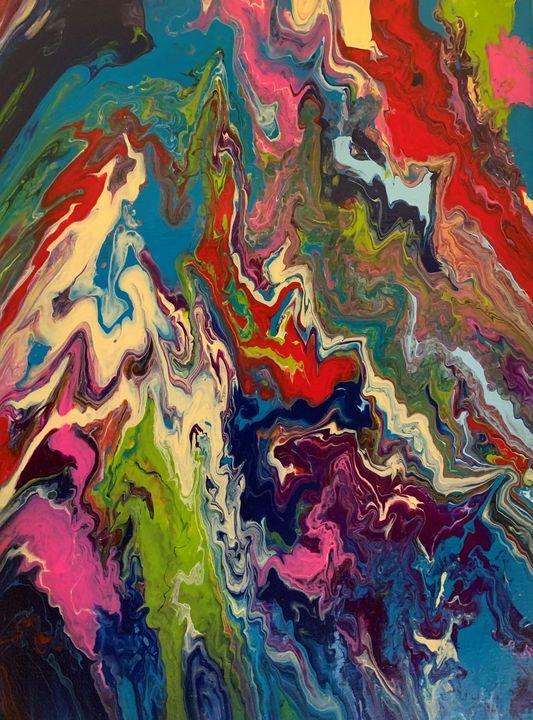 100 - Art by Lovisa
