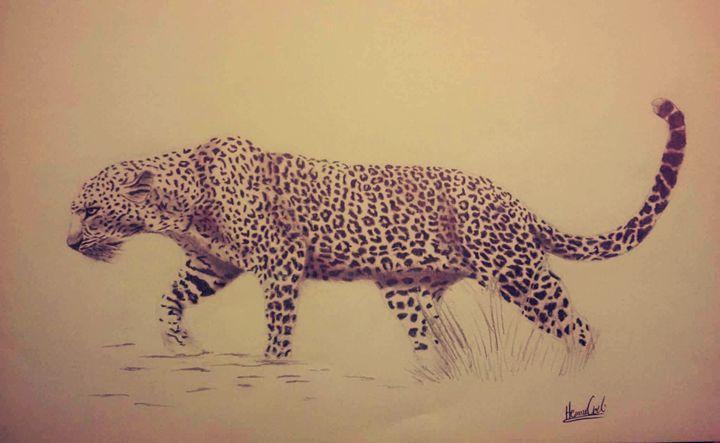 Leopard - JBayArt