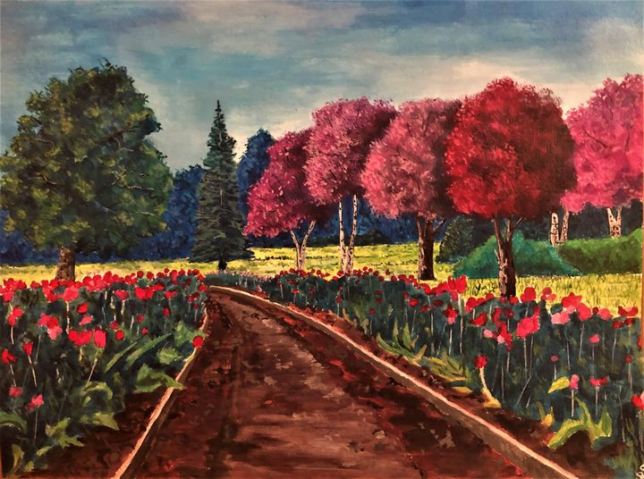 Garden Path - Scott greene