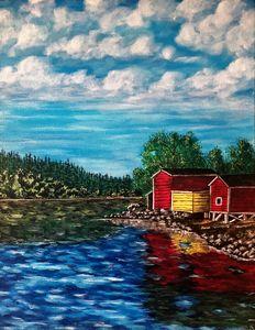 Newfoundland lake