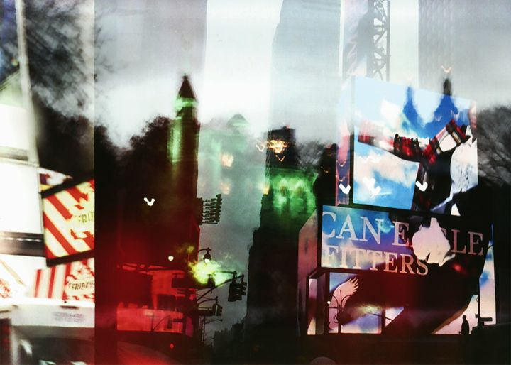 Art & Urbanism # 3 - James Rowlins