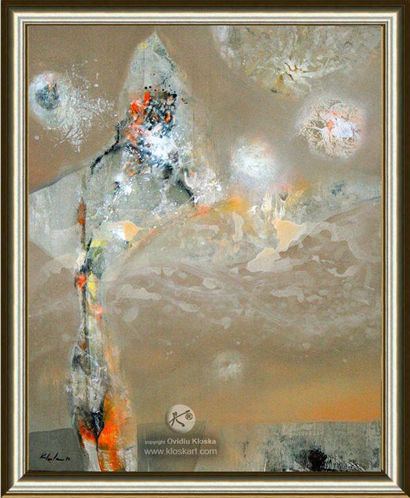 Kakian Eternity 12 june 2014 - OVIDIU KLOSKA ONIRIC ART