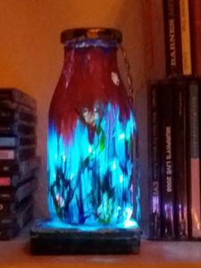 Light in a bottle - Atmo