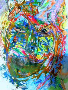 Colourful guy. - Atmo