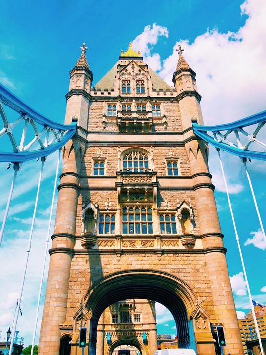 """London Bridge"" - Nordstrom Art"