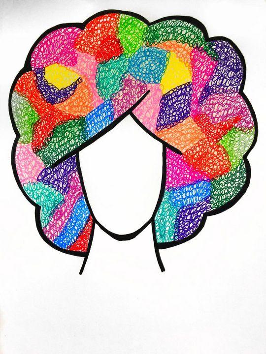 """""""Female Representation"""" - Nordstrom Art"""