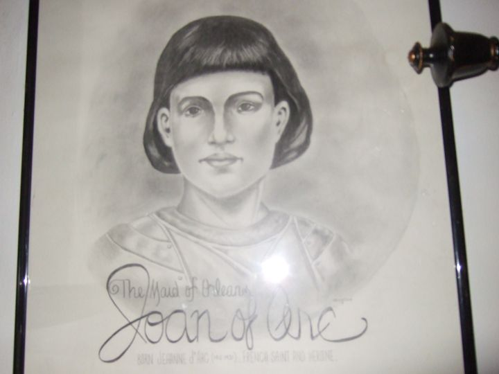 Joan of Arc - Historical faces