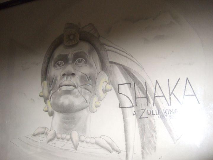 Shaka Zulu - Historical faces