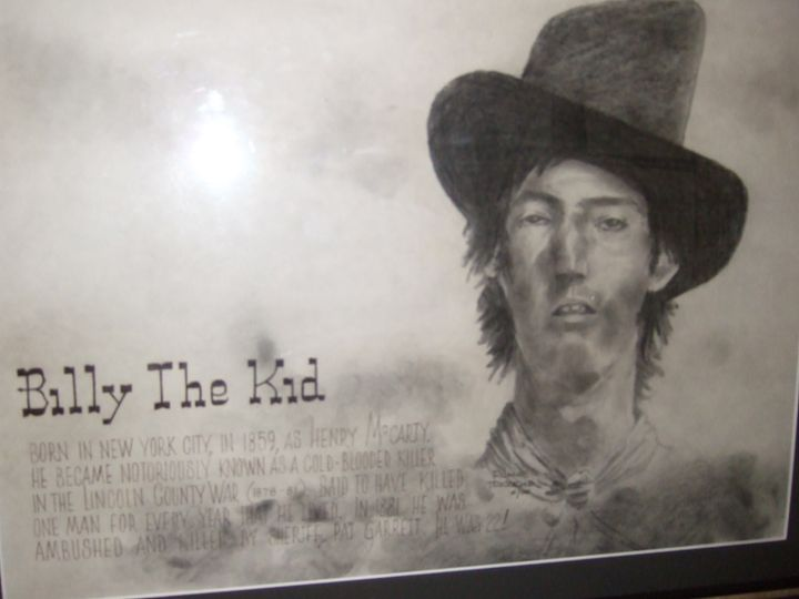 The Real Billy the Kid - Historical faces