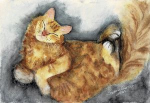 Ginger Cat #1