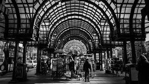The Rathausmarkt