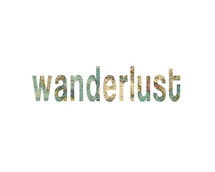 Wanderlust - Lone Star Print Shop