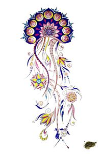 Ornamented JellyFish