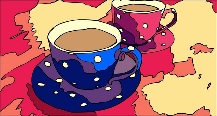Tea Time - Stella