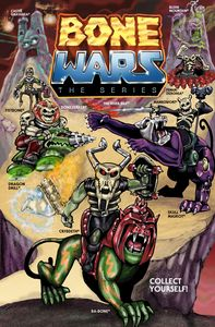 Bone Wars: The Series Poster - Matty Boy Anderson