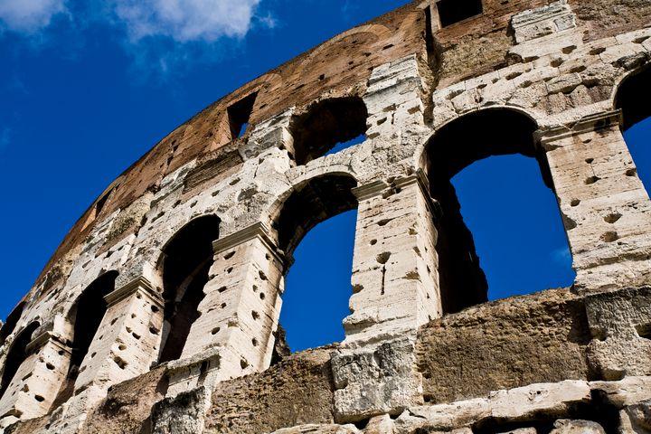 Colosseum - Tuttle Arts