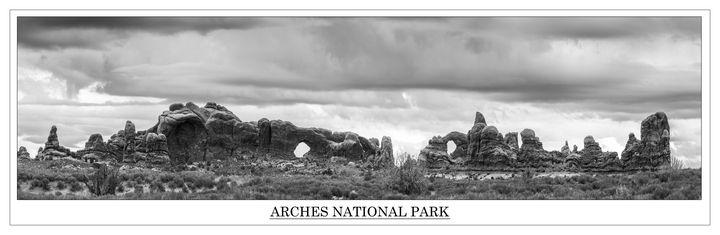Arches National Park - Tuttle Arts