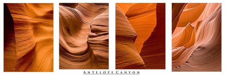Antelope Canyon - Tuttle Arts