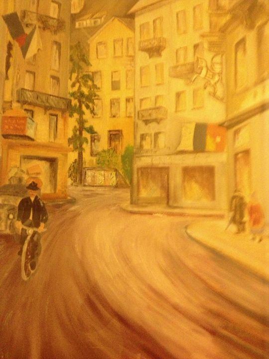 European Street - Art by Farah