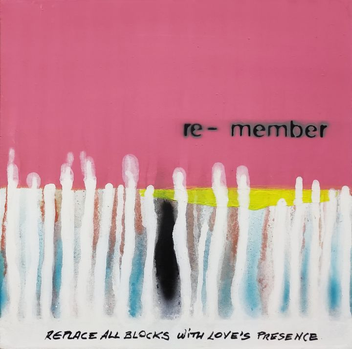 re-member n.1 - GUIDO PIERANDREI ART