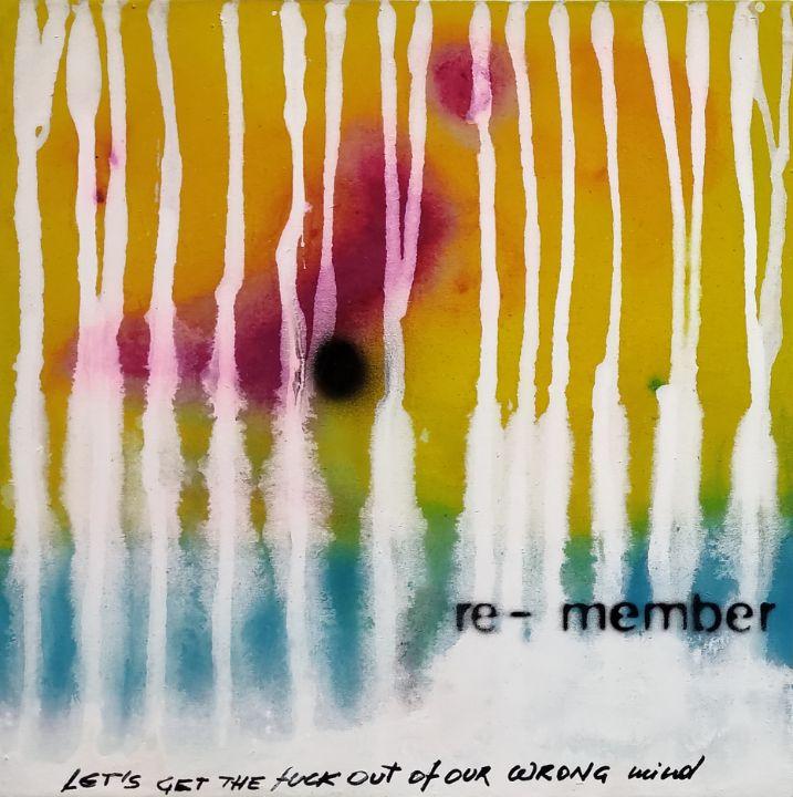 re-member n.2 - GUIDO PIERANDREI ART