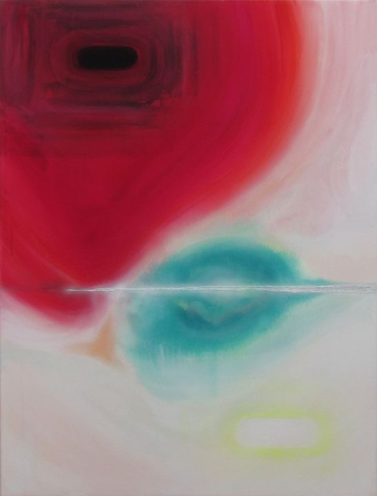 """THAT TINY LITTLE MISTAKE"" - GUIDO PIERANDREI ART"