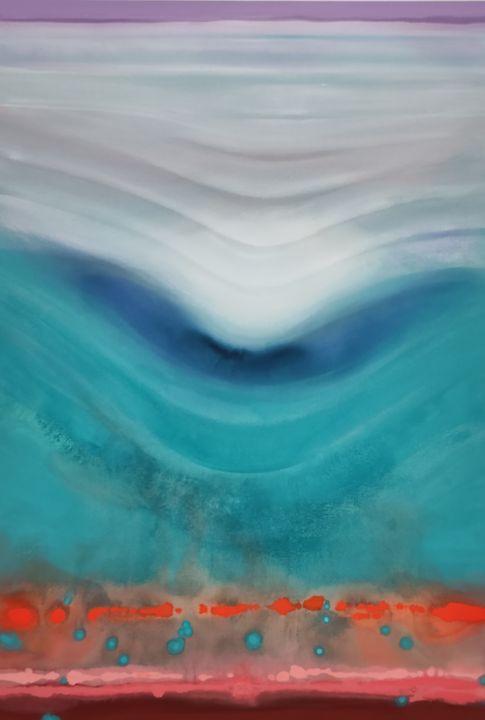 """""""Falling Skies"""" - GUIDO PIERANDREI ART"""