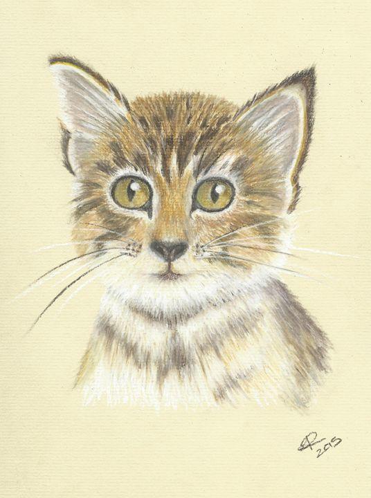 Kitty - Joanne Ganning Rowland