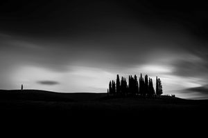Under Tuscan Darkness