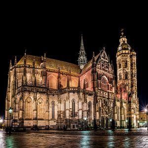St. Elisabeth Cathedral Kosice