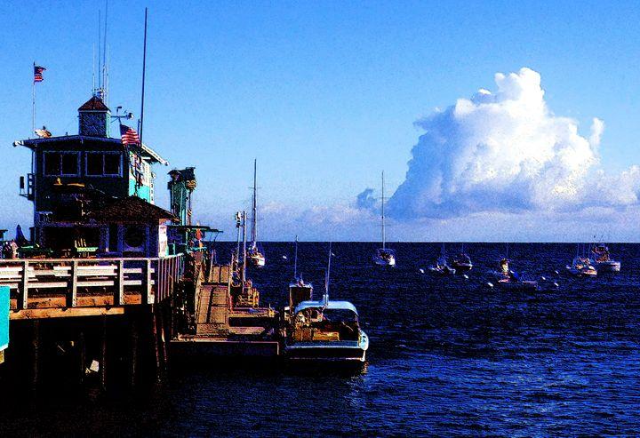 Sea Cloud - Ron Irwin