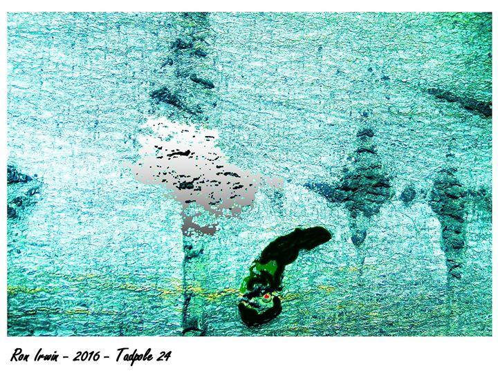 Tadpole - Ron Irwin